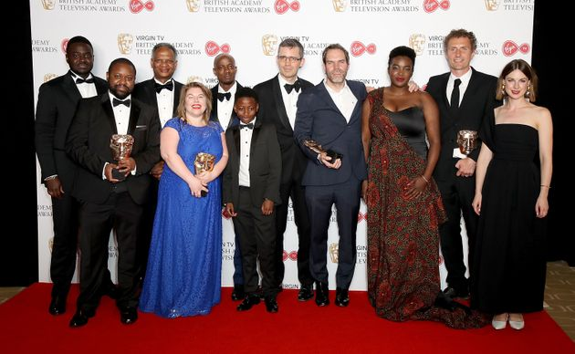 Damilola, Our Loved Boy received the best single drama prize at theBritish Academy Television Awards...