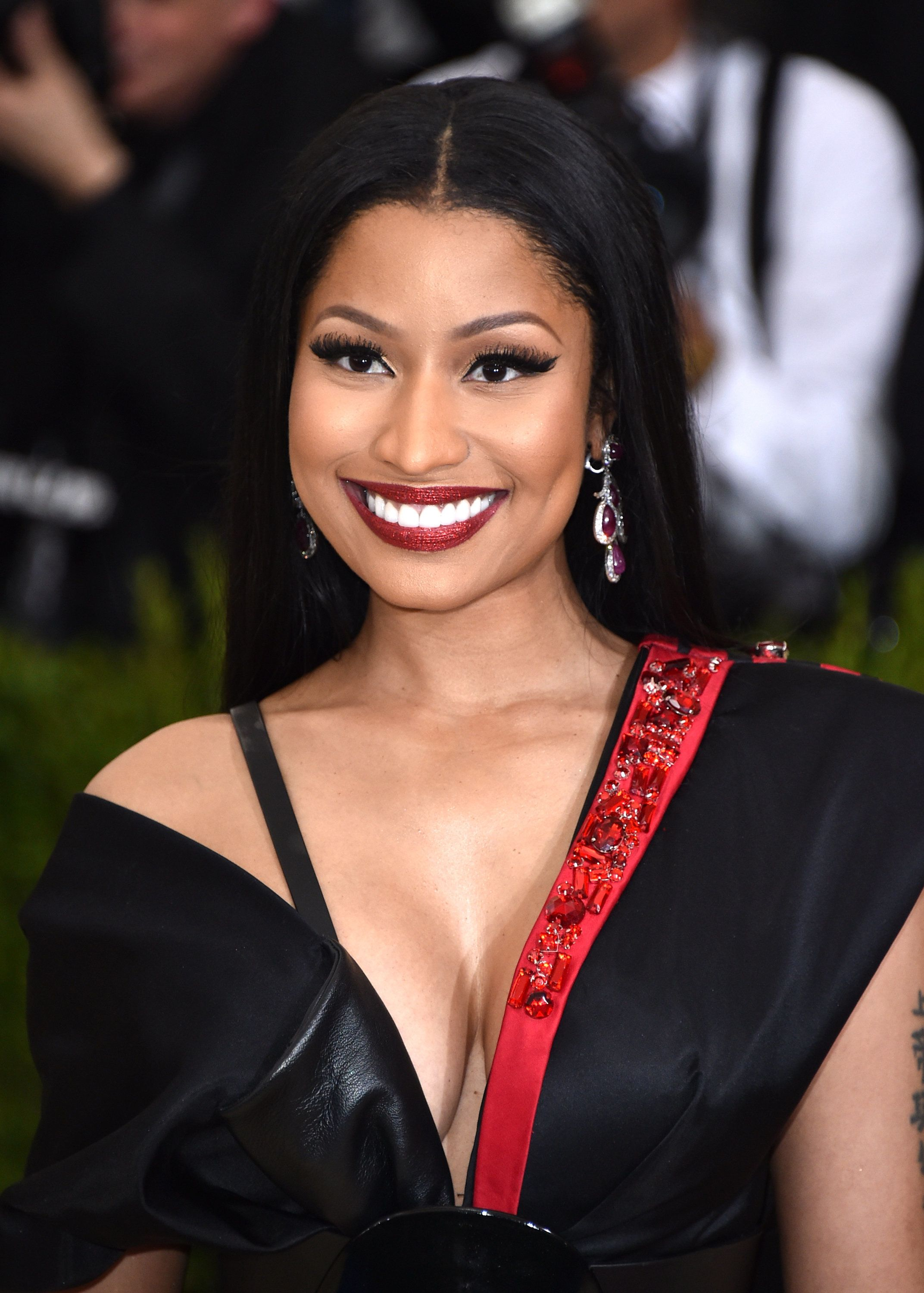 Nicki Minaj has announced plans to set up her own student loans