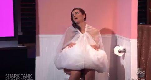 This Genius Undergarment Allows Brides To Use The Bathroom