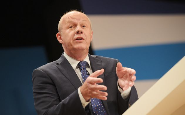 Work and Pensions Secretary Damian