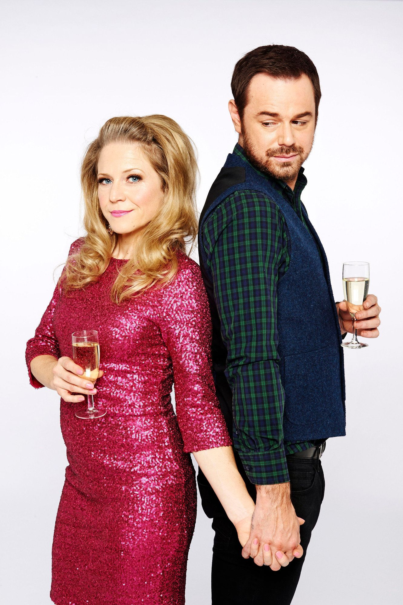 Kellie Bright and Danny Dyer have bene hugely popular with 'EastEnders'