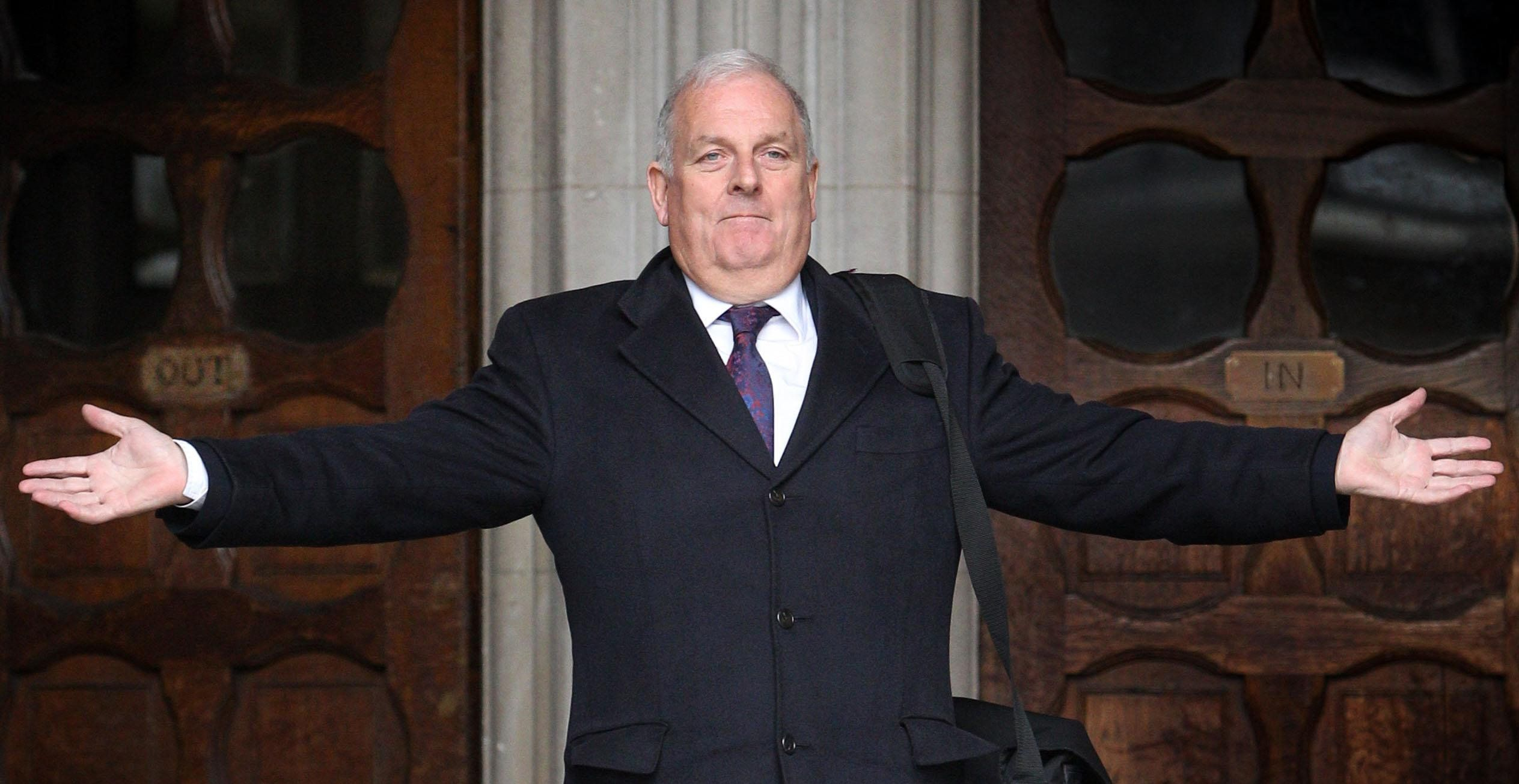 Confirmed: Kelvin MacKenzie Has Been 'Terminated' By The