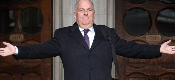 Confirmed: Kelvin MacKenzie Has Been 'Terminated' By The Sun