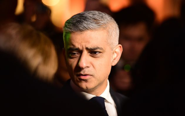 London Mayor Sadiq Khan has made improving air quality in the capital one of his top
