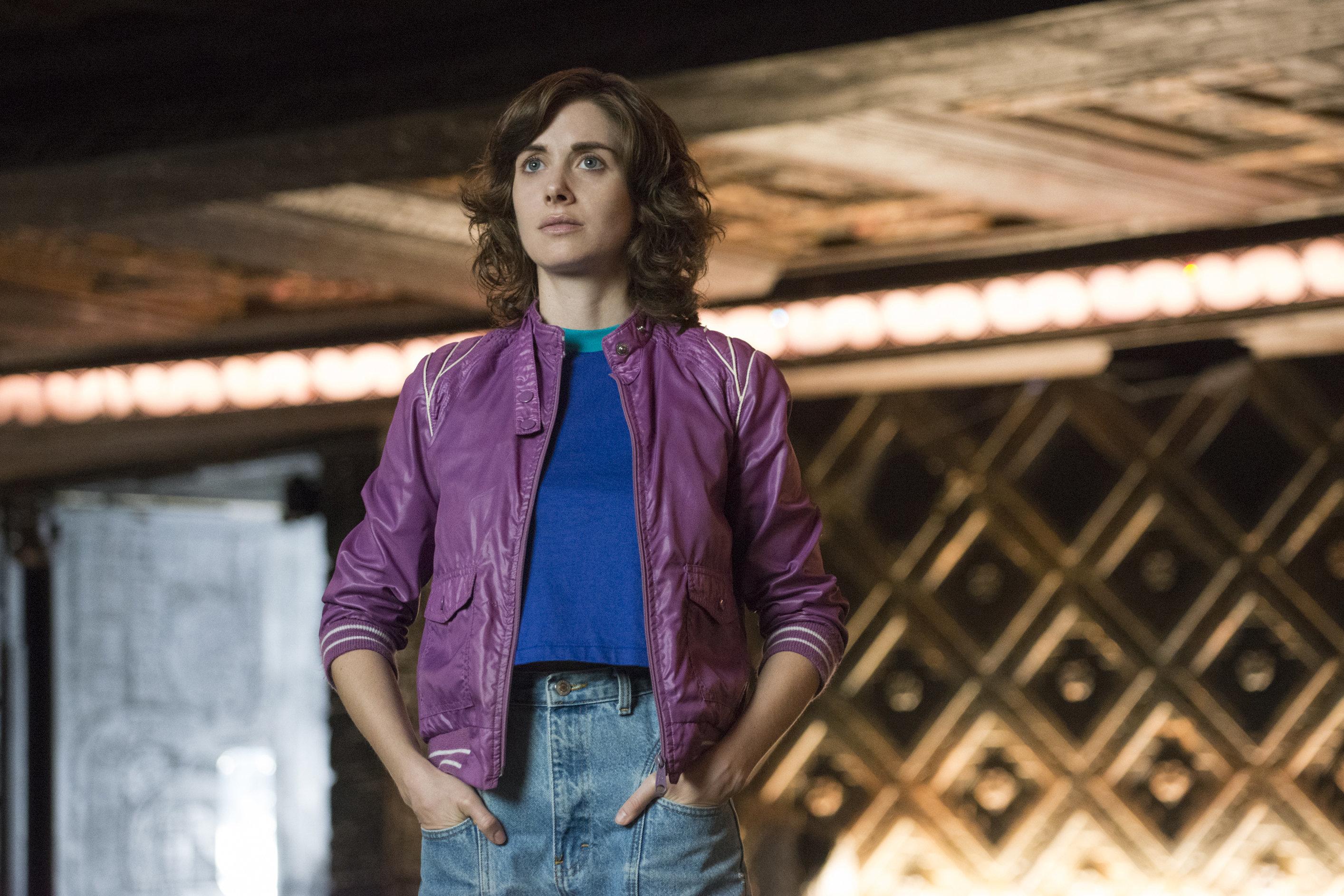 Netflix's 'GLOW' Trailer Is An '80s Wrestling-Filled