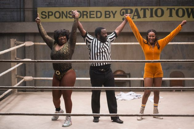 Netflix's 'GLOW' Trailer Is An '80s Wrestling-Filled