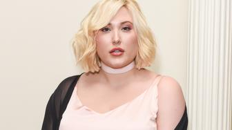 NEW YORK, NY - MAY 08:  Hayley Hasselhoff attends Andrew Warren of Just Drew NYC Presents Special Collection at 'City of Hope' Luncheon at The Plaza Hotel on May 8, 2017 in New York City.  (Photo by Presley Ann/Patrick McMullan via Getty Images)