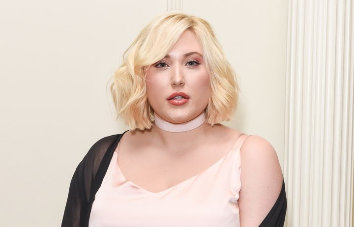 Hayley Hasselhoff was arrested Saturday in Los Angeles.