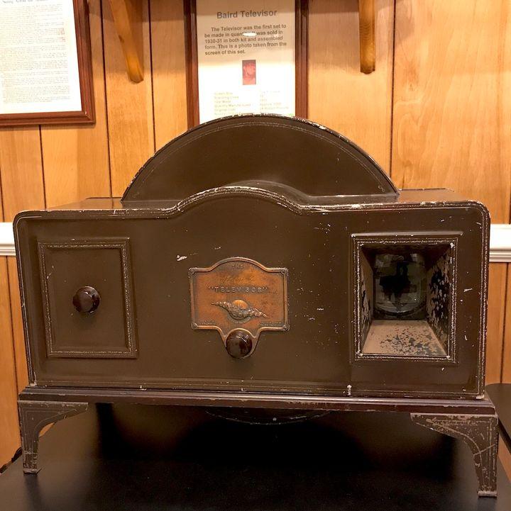 <p>Baird Televisor (1929)</p>