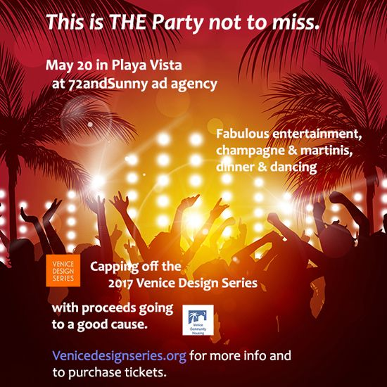 Venice Design Series, THE Party