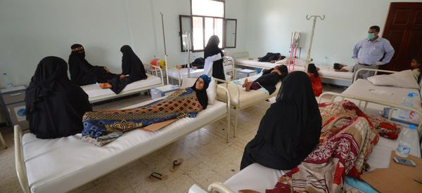 Cholera Death Toll In Yemen Reaches At Least 180