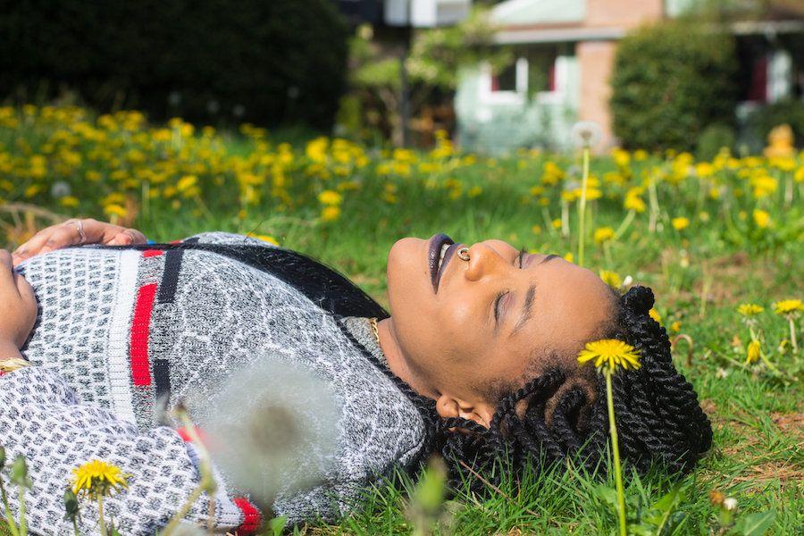 """Netsie: Queer Ethiopian Namibian,"" shot in the U.S."