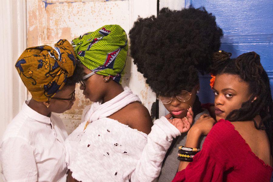"""""""4 Queer African Women,"""" shot in the U.S."""