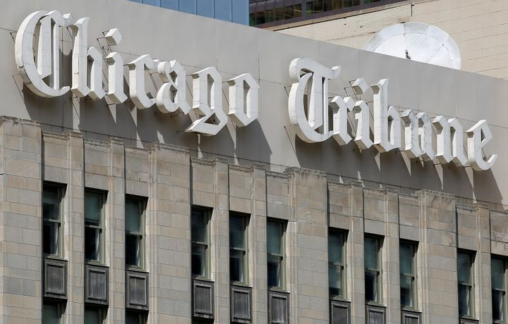 Tronc, owner of the Chicago Tribune, plans to buy the Chicago Sun-Times.