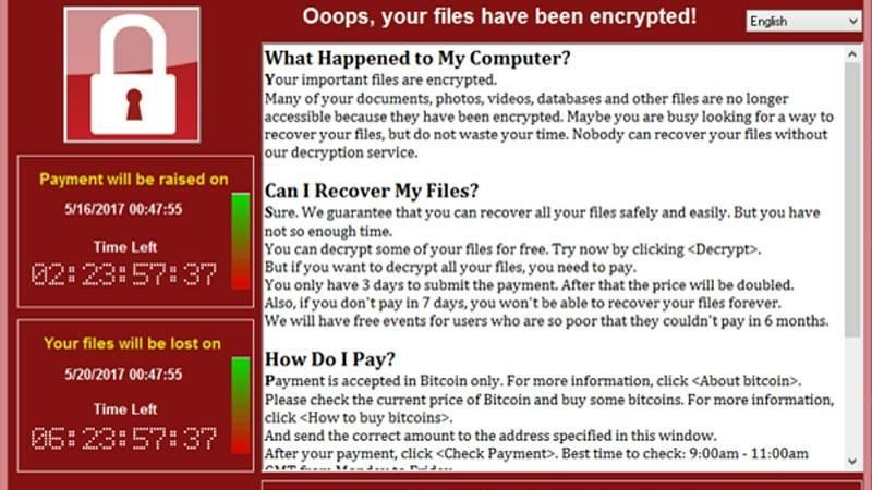 "Screenshot of WannaCry on your computer system.Source: <a rel=""nofollow"" href=""http://www.techworld.com/security/what-is-wann"