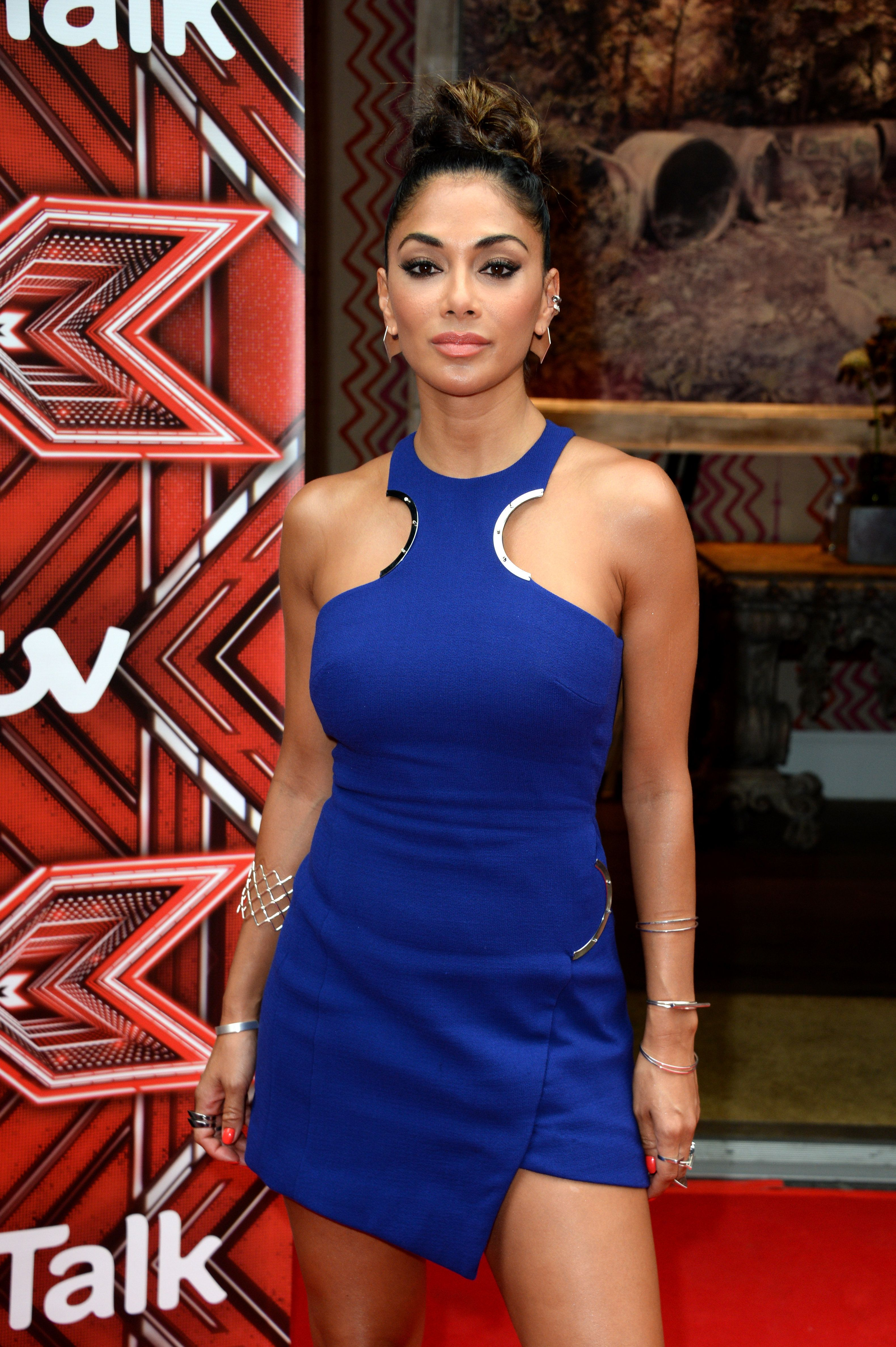 It Looks Like Nicole Scherzinger Has Reached A Decision About Her 'X Factor'
