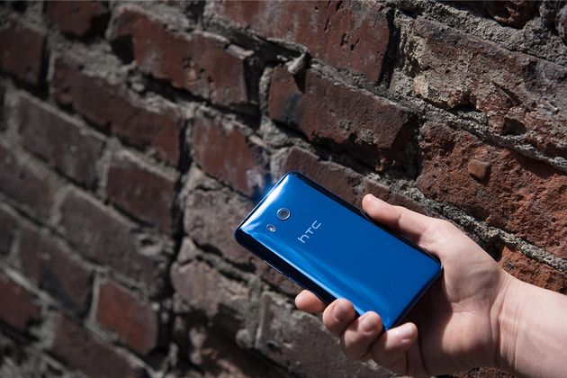 HTC U11 Smartphone Is The First 'Squeezable'
