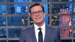 Stephen Colbert Brings Down The House With A Direct Message To Donald