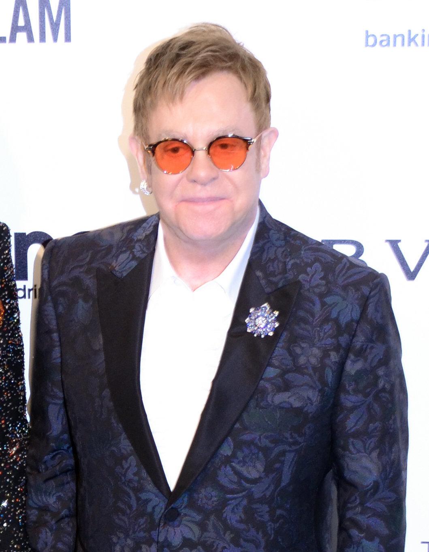 Elton John Heals Nine-Year Rift With His