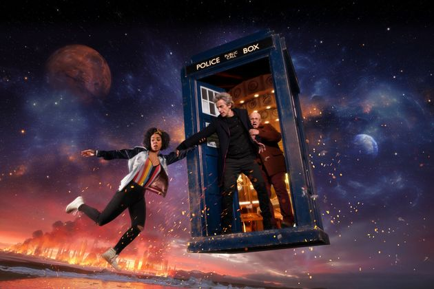 The current 'Doctor Who'