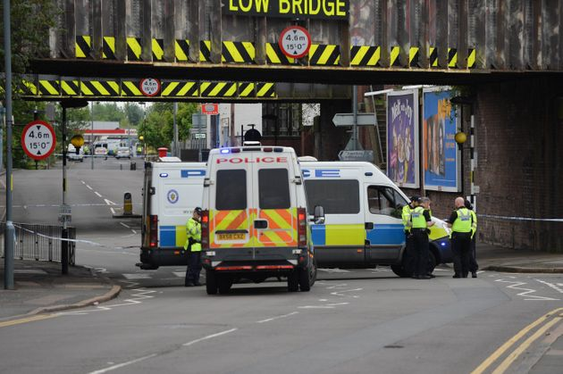 The bomb was discovery at a construction site on Priory Road, just a few miles from Aston Villa's...