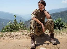 Michelle Keegan Starts Filming In Nepal As 'Our Girl' Gets Series Boost From BBC