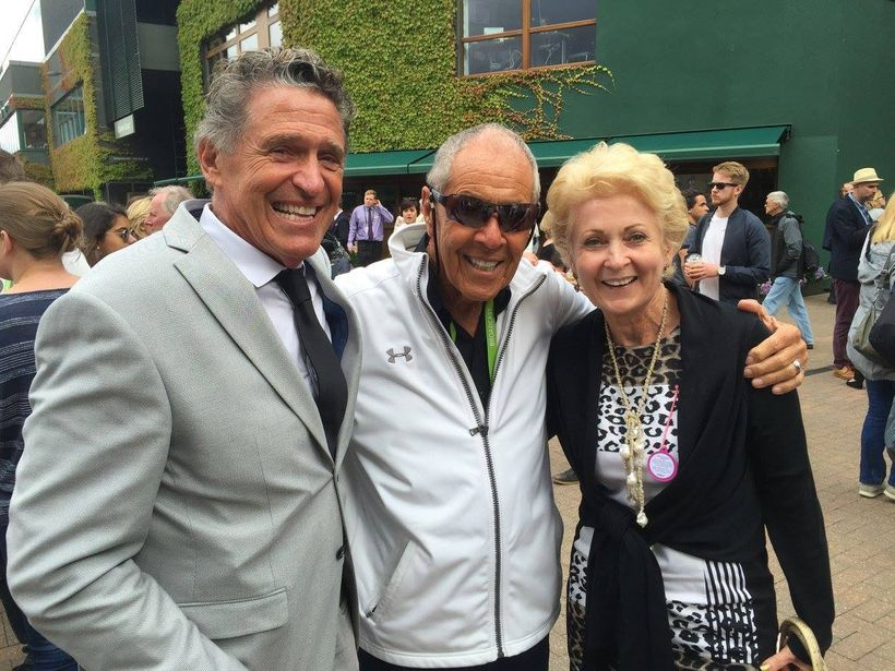 USTA's Abrams, South Africa's Krinsky lead Hall of Fame induction