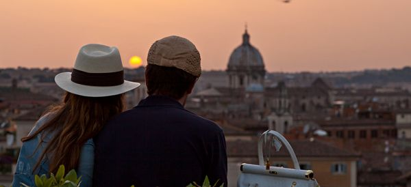 Win A Romantic Break For Two In Rome