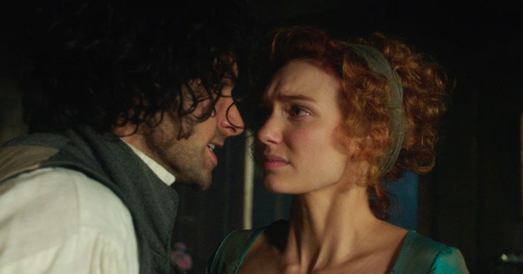 WISE WORDS: 'It Might Be Time To Break Away From Period Drama' Says Poldark