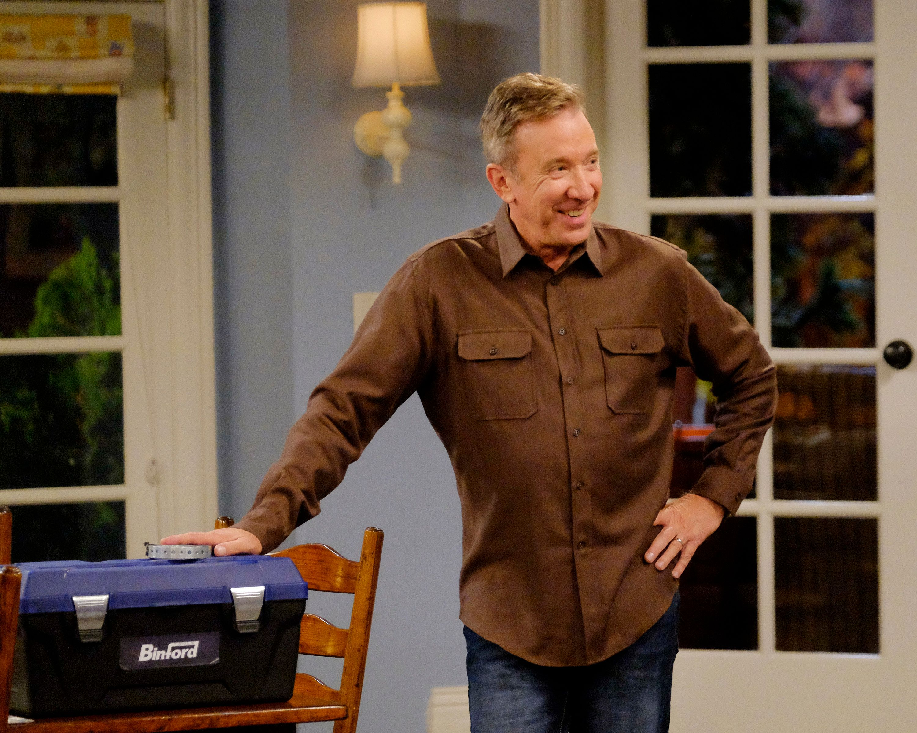 "Tim Allen, a conservative, stars in ""Last Man Standing"" on ABC."