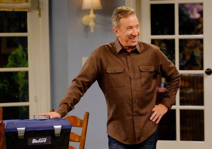 """Tim Allen, a conservative, stars in """"Last Man Standing"""" on ABC."""