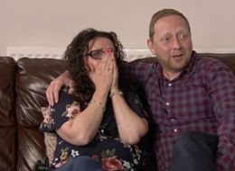 Emotional Moment Childhood Sweethearts Find Out They're Getting Married For Free