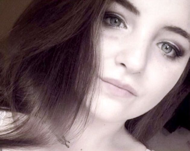 Megan Bannister's body was found in the back seat of a car following a collision in Leicestershire on
