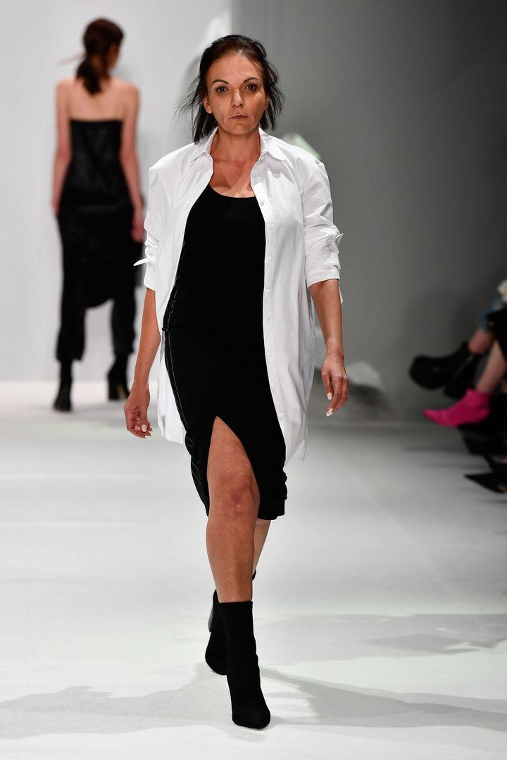"<a href=""https://www.buzzfeed.com/markdistefano/mp-to-model?utm_term=.crwqZeoEe#.jk6jdk01k"" target=""_blank"">Australia's first female Muslim MP</a>Anne Aly struts down the runway."