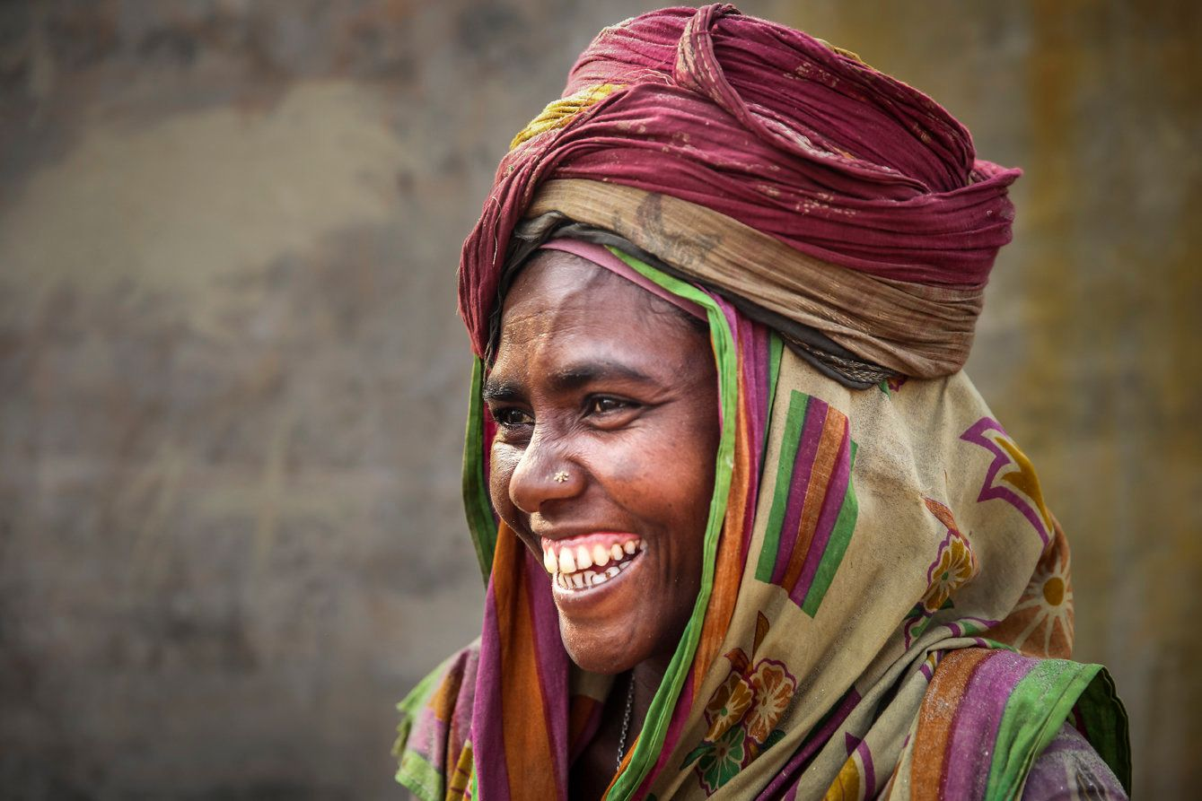 Aklima, a laborer, is just one of the many people that GMB Akash has photographed and listened to during his years as a journ