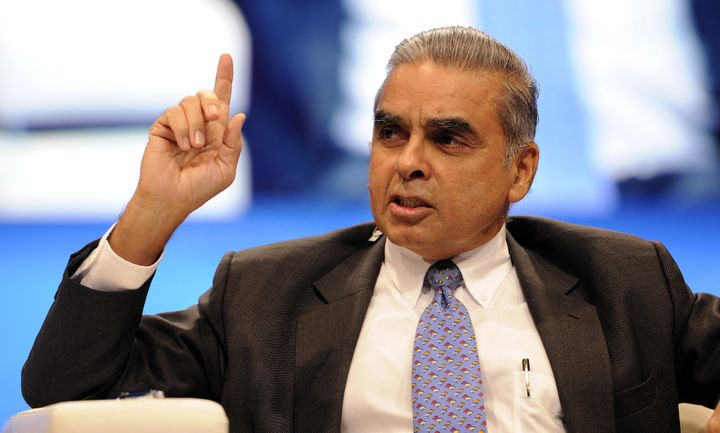Kishore Mahbubani at a conference in Singapore on Sept. 26, 2013.