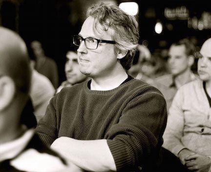 Apex creator Arjan van Meerten.
