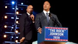 No Joke, The Rock Leads Donald Trump In New Poll For 2020