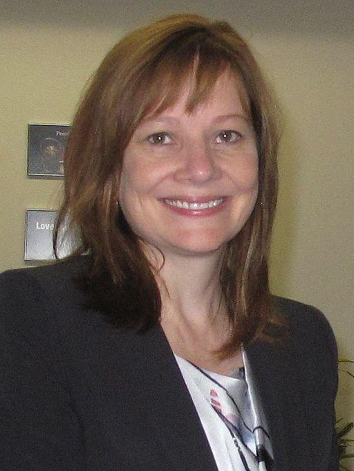 Mary Barra, CEO General Motors