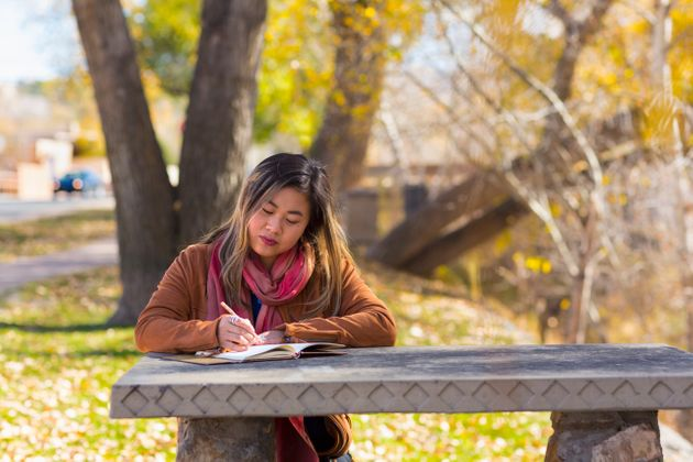 Journaling can help you cope with
