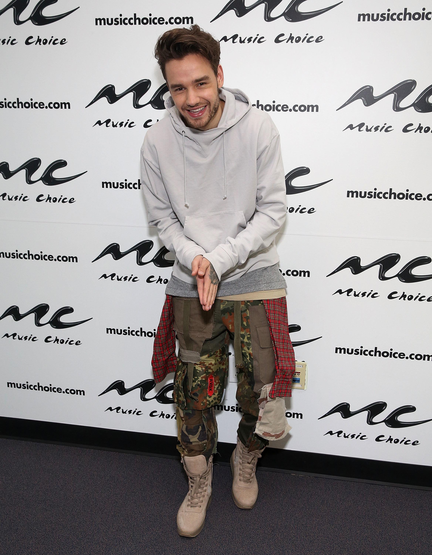Liam Payne Borrows Cheryl's £1,285 Trousers, Rocks Gender Neutral