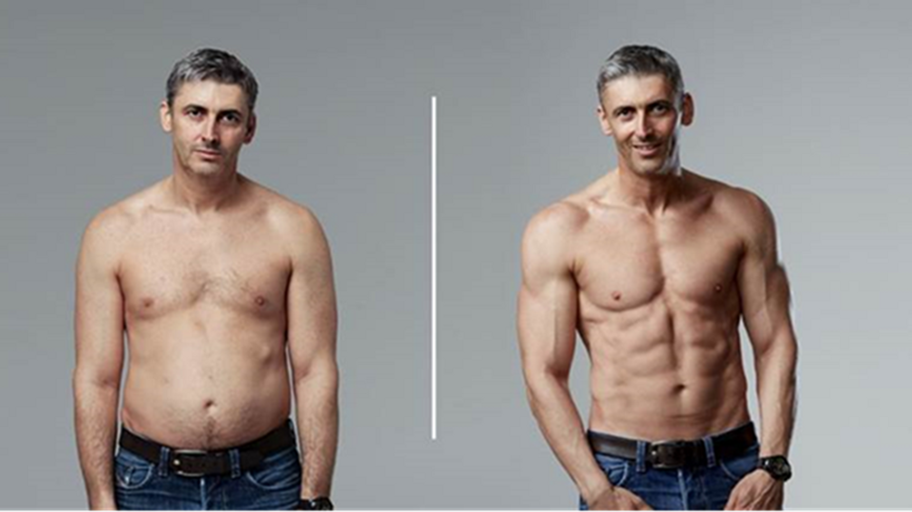 How This 45-Year-Old Transformed His Body In Just 12 Weeks