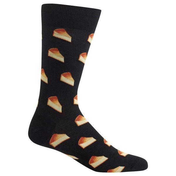 "<a href=""https://www.hotsox.com/mens-cheesecake-socks.aspx"" target=""_blank"">$12 at Hot Sox</a>"