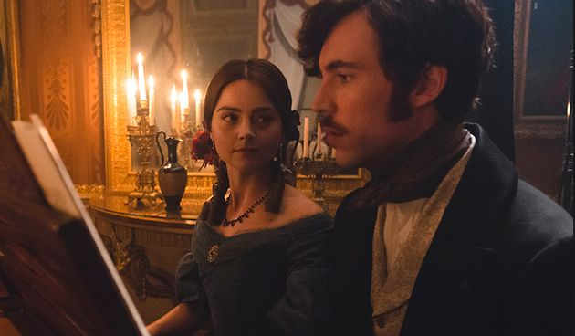 Jenna Coleman and Tom Hughes will return in their royal