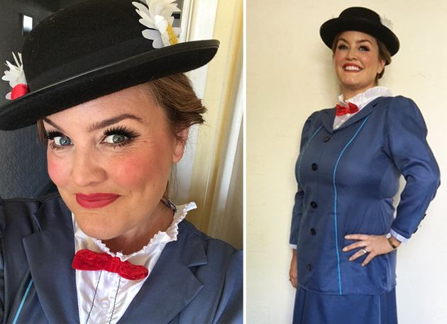 British Nanny Changes Her Name To Mary Poppins (And She Even Dresses Like Her