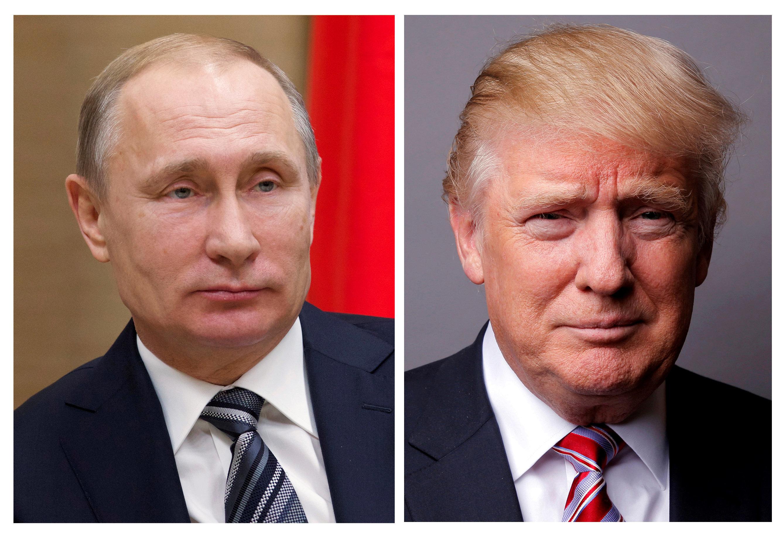 Vladimir Putin Rushes To Defend Donald Trump Amid Calls For His