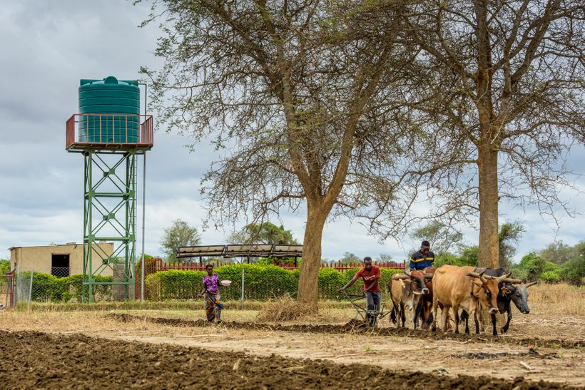 New partnerships are part of the solution. World Vision and Grundfos have joined forces to bring water to rural Zambia.