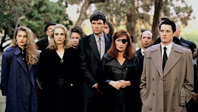 Who killed Laura Palmer? Our original 1991 review of Twin Peaks