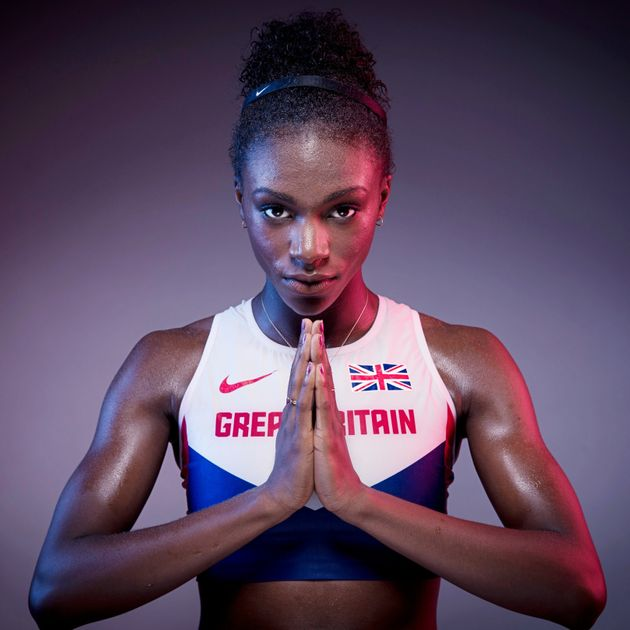 Dina Asher-Smith, The Fastest Woman In Britain, On Her ... | 630 x 630 jpeg 41kB