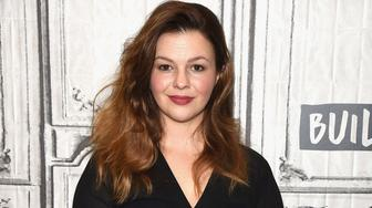 NEW YORK, NY - MAY 05:  Actress Amber Tamblyn attends the Build Series to discuss her off-Broadway debut in 'Can You Forgive Her?' at Build Studio on May 5, 2017 in New York City.  (Photo by Gary Gershoff/WireImage)